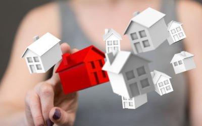 viviendas vacías de los bancos