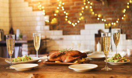 Viviendas con cocinas perfectas para preparar la cena de fin de año