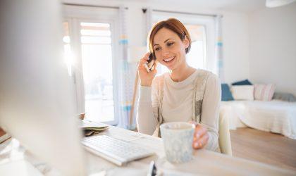 Cómo crear un ambiente acogedor para trabajar en casa