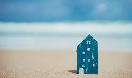 Viviendas frente al mar