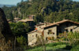 Casas típicas en la montaña