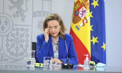 Los fondos europeos empezarán a llegar en junio, según la ministra Calviño