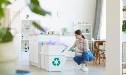Ideas prácticas para organizar el reciclaje en casa