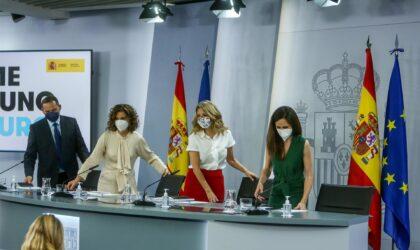 Unidas Podemos anuncia acuerdo con PSOE para regular el alquiler y frenar las subidas en zonas tensionadas